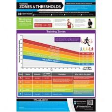 Training Zones and Threshold Chart