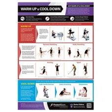 Warm Up and Cool Down Chart