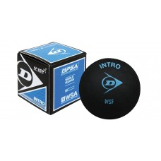 Dunlop Intro Blue Dot Squash Ball (each)