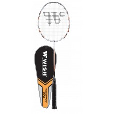 Wish Competition Carbon Badminton Racquet