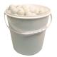 Bucket Table Tennis Balls (6doz balls + 5 Ltr Bucket)