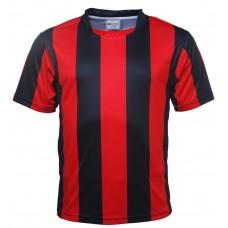 Striped Football Jersey