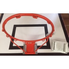 Removable Basketball Ring with Bracket