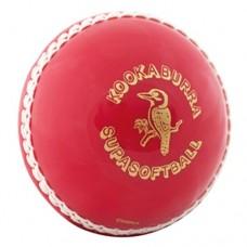 Kookaburra Supersofta Cricket Ball Junior