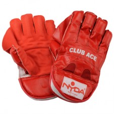 Wicket Keeper Gloves Leather Club Ace Senior