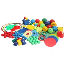 House Coloured Games Kit
