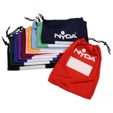 Nyda Mock Mesh Bib Bag - BLACK