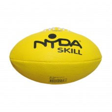 Nyda size 5 Senior Secondary Football Available in Red or yellow