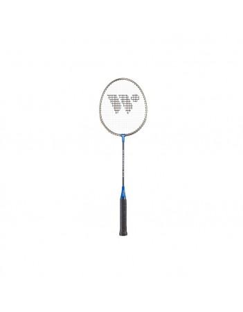 Steel Frame Badminton Racquet
