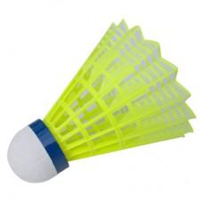 Club Blue Speed Nylon Badminton Shuttles (tube of 6)