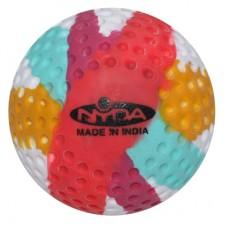 Dimple Swirl Match Trainer Hockey Ball