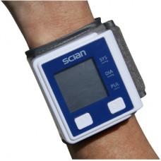 Wrist Worn Digital Sphygmomanometer