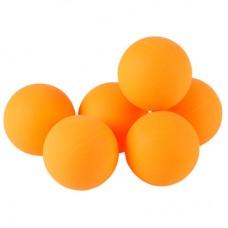 Oversize Jumbo Table Tennis Balls (pk 6)