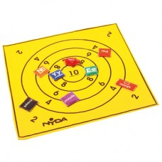 Activity mat - bullseye