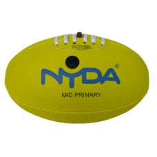 Nyda size 2 Middle Primary Yellow Football