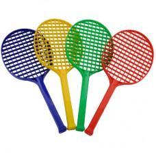 Waffle Tennis Bat (long handle)