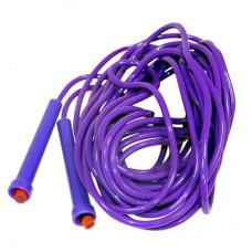 Skipping Rope10m Purple PVC