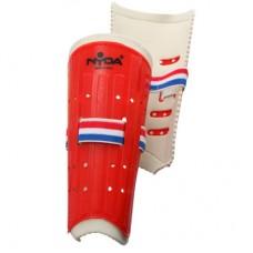Nyda Economy Velcro Tab Shin Guard Junior