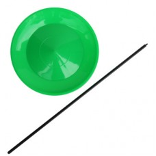 Juggling Spinning Plate on Stick