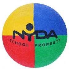 Nyda Low Pressure Rubber Playball 20cm