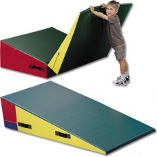 Foam Soft Play Folding Wedge 180cm x 90cm x 40cm *plus delivery
