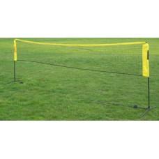 Badminton Ezy Fold Net System 5.1m