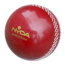 Nyda Plastic Trainer 142g Cricket Ball