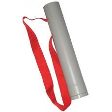 Arrow tidy with shoulder strap