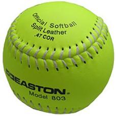 Easton Softball Neon Match Leather