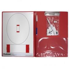 Cricket Coaches Magnetic Whiteboard Folder