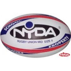 Nyda Rugby Union Ball Midi