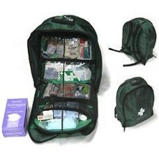 First Aid Kit Camp/Excursion Back Pack
