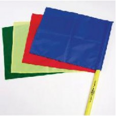 Coloured Flag Set (4) For Universal Pole