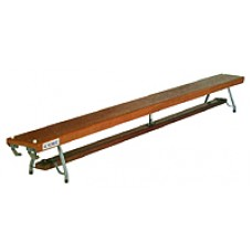 Acromat A2-1 Balance Bench with Hinged Hooks