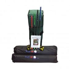 Golf Putting Game Mat Kits - 3 person Kit