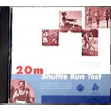 Multi Stage Fitness Test (beep test) CD