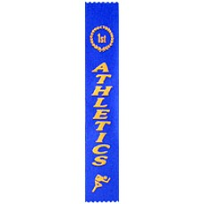 First Place Athletics Ribbon (Pack 100)