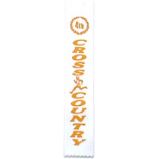 Fourth Place Cross Country Ribbon (25)