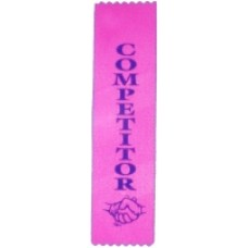 Competitor Ribbons - Pack 100
