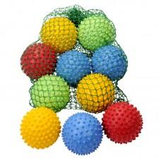 Nyda Echidna Pimple Balls 15cm *10 Ball & Std Mesh Sack