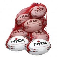 Bulk Buy Rugby League Ball Size #5 Senior
