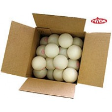 Table Tennis Phys. Ed Balls 1 star (3 doz pack)