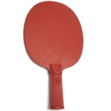 Plastic Moulded Table Tennis Bat