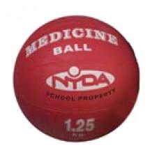Medicine Ball Rubber 1kg