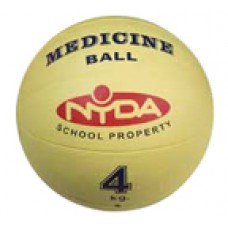 Medicine Ball Rubber 4kg