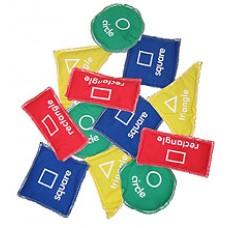 Bean bag set of shapes (12)