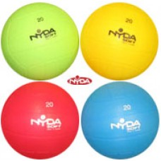 Nyda Low Inflation PVC Playball 20cm