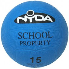 Nyda Deluxe Rubber Playball 15cm