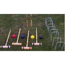 Croquet Set 4 Players