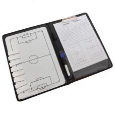 Soccer Magnetic Coaches Folder